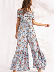 Sonic Bloom Jumpsuit
