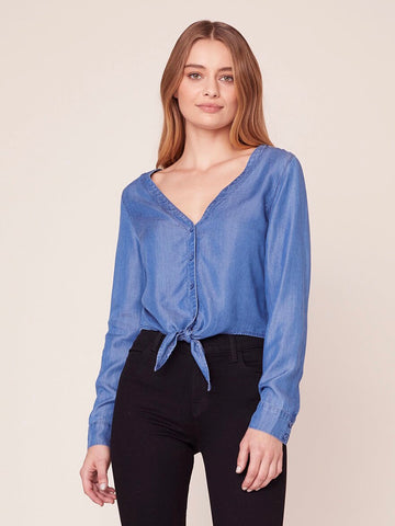 Indigo Girl Top