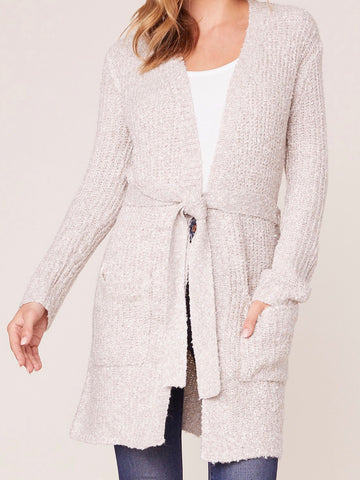 Belting Point Cardigan