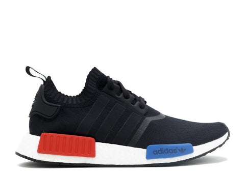 NMD Primeknit | OG Blue Red