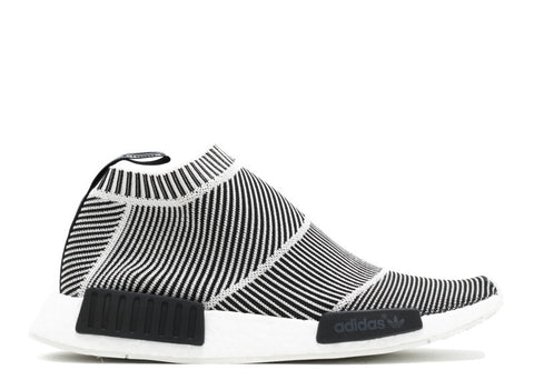 NMD City Sock | Core Black/Vintage White