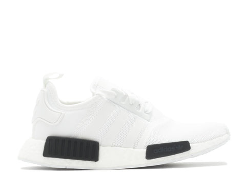 NMD Mesh | White Black