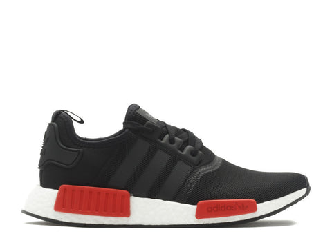 NMD Mesh | Black Red (BRED)