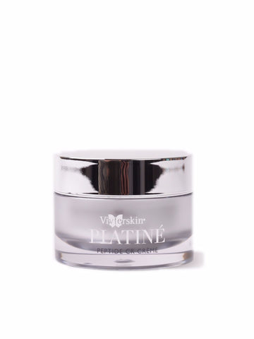 Vivier Platiné Peptide Eye Cream