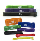 Pull Up Band Bundle: S,M & L - garagefit