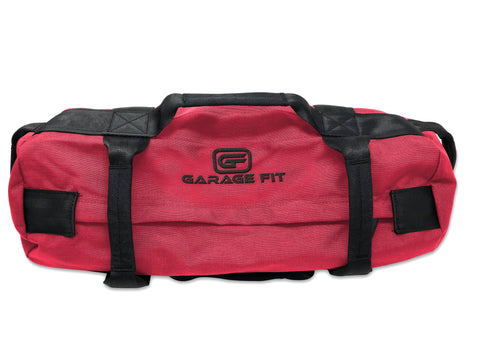 Training Sandbag - Black 60 lbs - garagefit