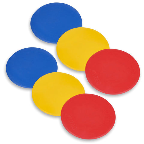 Agility Training Dots - 6 Pcs - garagefit