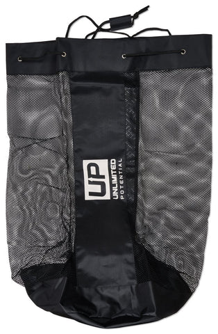 Mesh Equipment Bag - garagefit