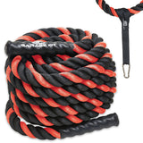 Battle Ropes - Red - garagefit