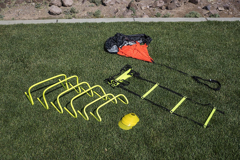 Agility Training Kit Combo Set - garagefit