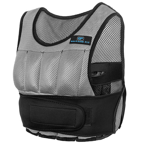 Training Vest - Grey - garagefit