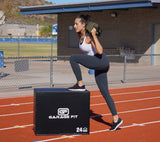SOFT FOAM PLYO BOX - 3 IN 1 PLYO BOX CONSTRUCTION