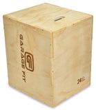 wood plyo box training
