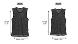 Nylon Mesh Vests - 12 pack