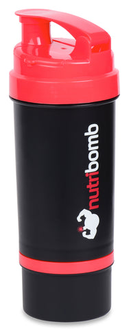 Protein Shaker Bottle - 1 PC - garagefit