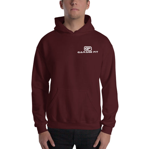 Hooded Sweatshirt - garagefit