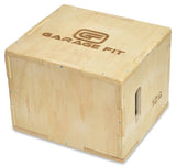 Wood Plyo Box-Small
