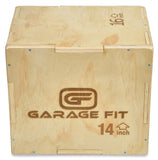 Wood Plyo Boxes - garagefit