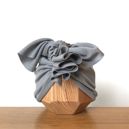 vida & co merino headwrap baby turban