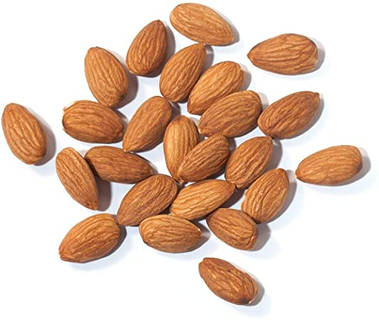 Bulk Nuts Almonds - Roasted - No Salt - 15 lb