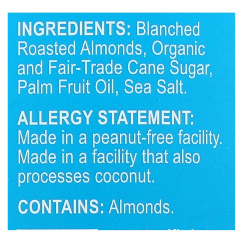Barney Butter Almond Butter - Smooth - Case of 6 - 16 oz