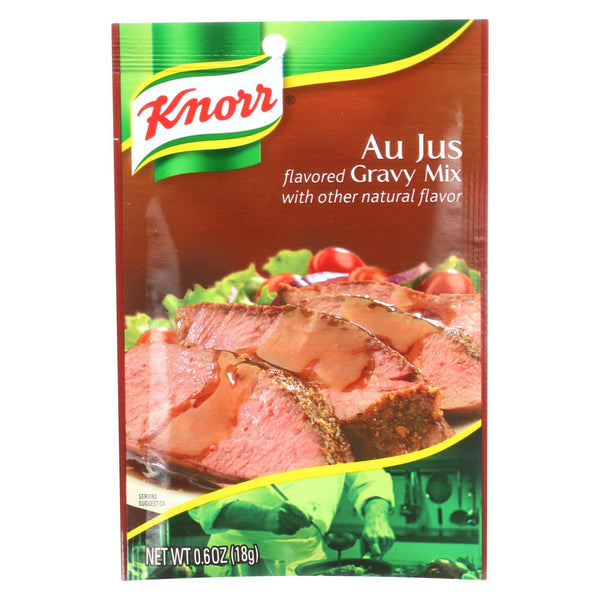 Knorr Gravy Mix - Au Jus - 0.6 oz - Case of 12