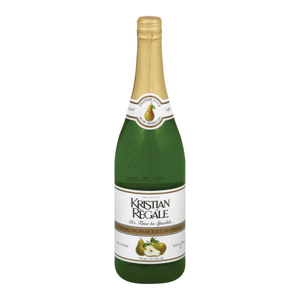 Kristian Regale Sparkling Juice Beverage - Case of 12 - 25.4 fl oz
