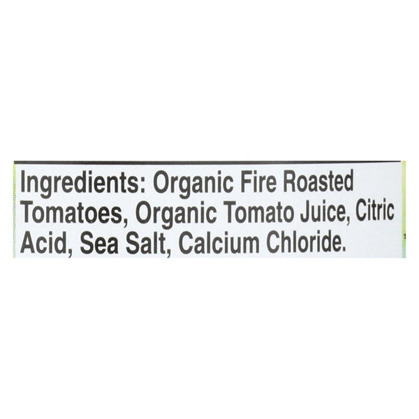 Muir Glen Fire Roasted Diced Tomatoes - Tomatoes - Case of 12 - 14.5 oz