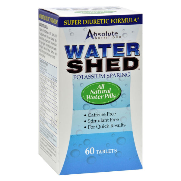 Absolute Nutrition Watershed - 60 tabs
