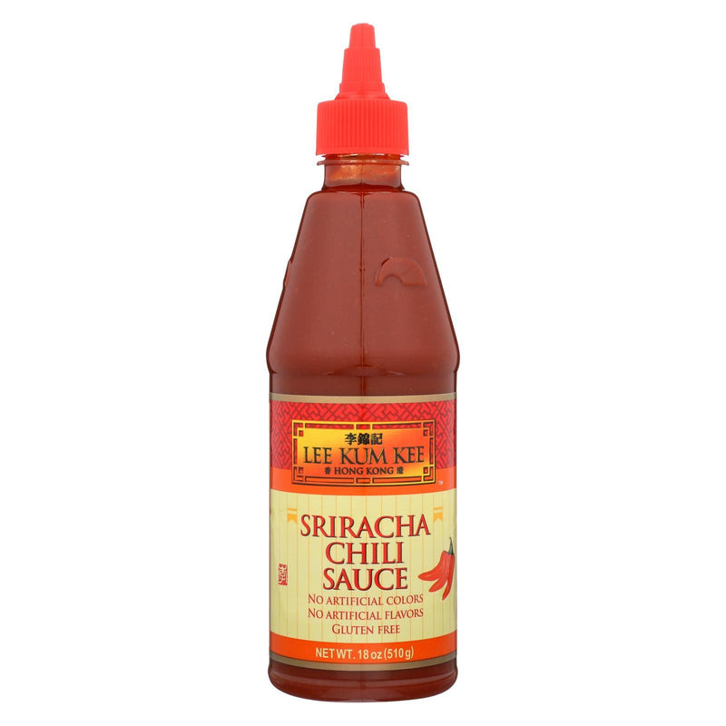 Lee Kum Kee Lee Kum Kee Sriracha Chili Sauce - Sriracha - Case of 12 - 18 oz
