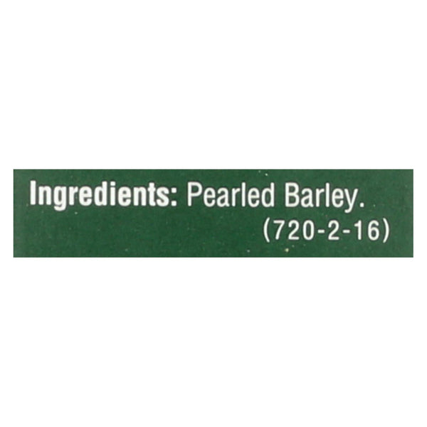 Mother's Quick Cooking Barley - Case of 12 - 11 oz