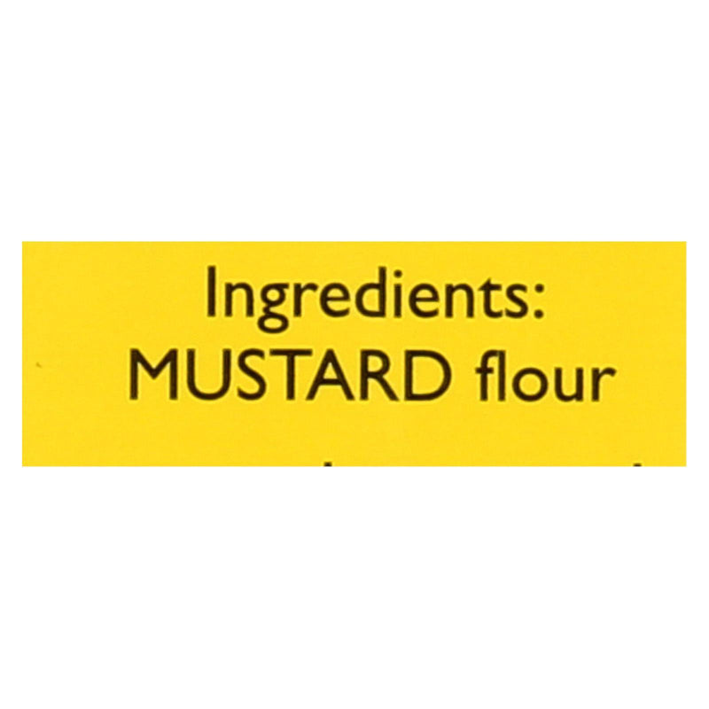 Colman Dry Mustard Powder - 4 oz - Case of 6