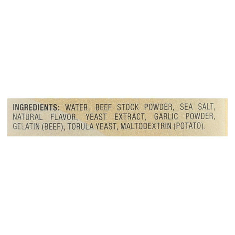 Pacific Natural Foods Broth - Beef - Case of 12 - 32 fl oz