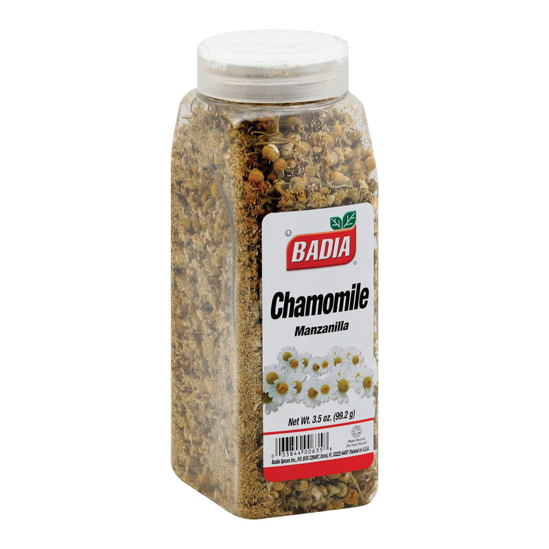 Badia Spices Chamomile Flower Spice - Case of 6 - 3.5 oz