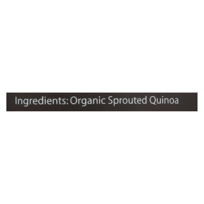 Truroots Organic Trio Quinoa - Accents Sprouted - Case of 6 - 12 oz