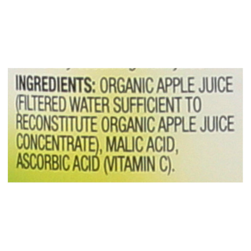 Apple and Eve Organic Juice Apple - Case of 8 - 48 fl oz
