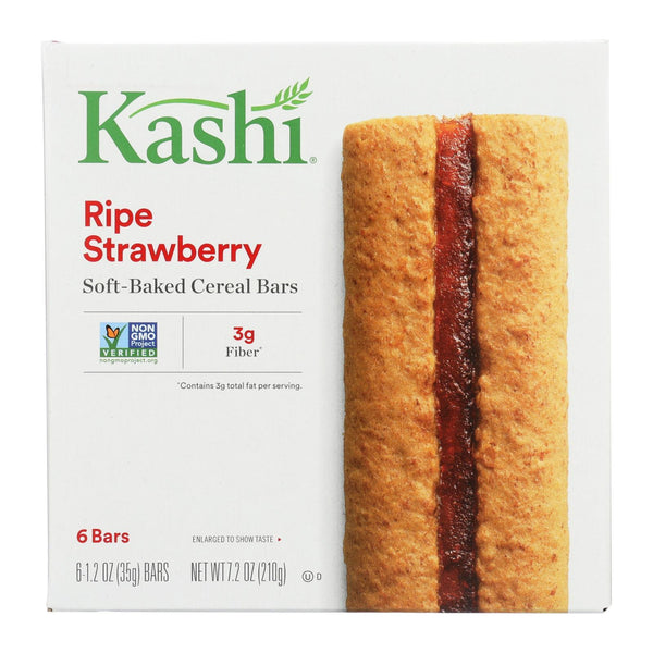 Kashi Cereal bars Ripe Strawberry - Strawberry - Case of 12 - 1.2 oz