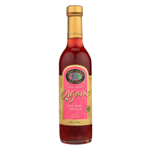 Napa Valley Naturals Organic Red Wine - Vinegar - Case of 12 - 12.7 fl oz