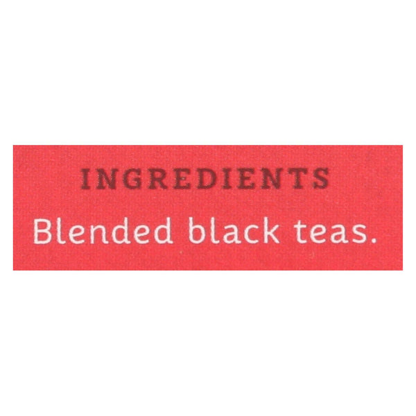 Stash Tea English Breakfast Black Tea - Case of 6 - 20 bags