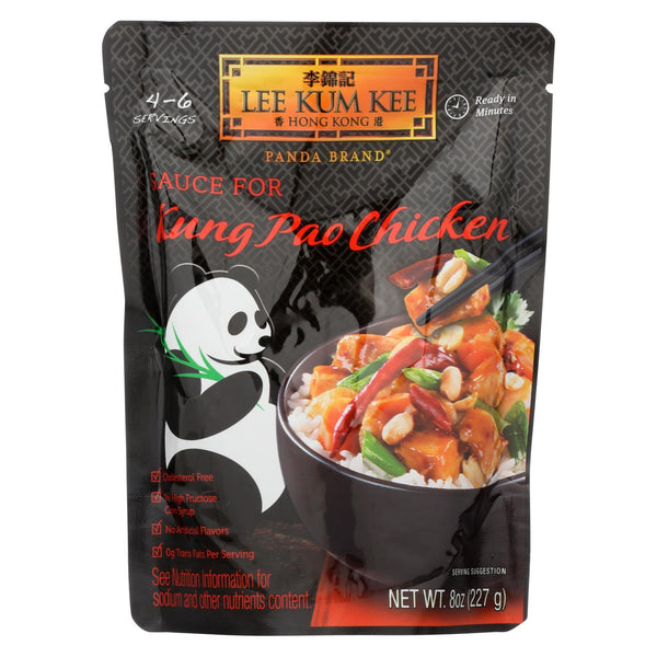 Lee Kum Kee Panda Ready Sauces - Chicken - Case of 6 - 8 oz