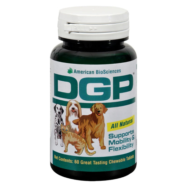 American Bio-sciences Dgp Chewable - 60 Chewable tabs