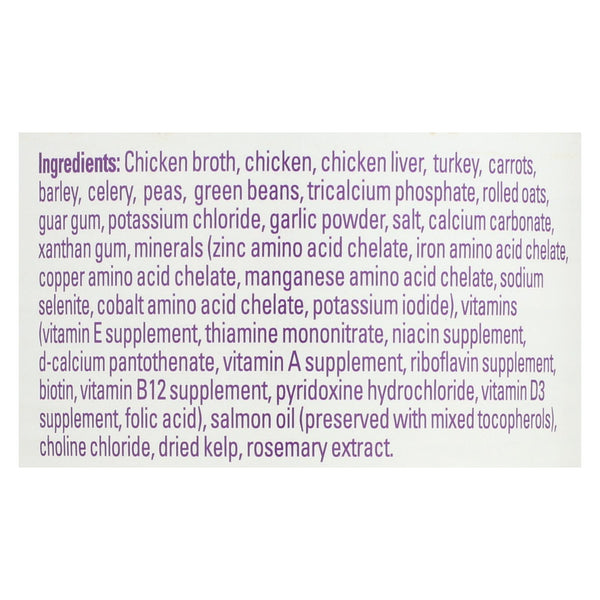 Halo Purely For Pets Halo Adult Dog Chicken Spots Stew - Wholesome Chicken - Case of 12 - 13.2 oz