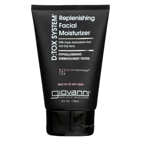 Giovanni D:tox System Replenishing Facial Moisturizer Step 3 - 4 fl oz