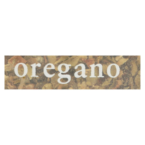 Simply Organic Oregano Leaf - Organic - Cut and Sifted - Fancy Grade - .07 oz - Case of 6
