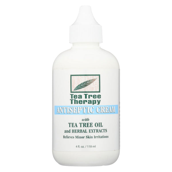 Tea Tree Therapy Antiseptic Cream - 4 fl oz