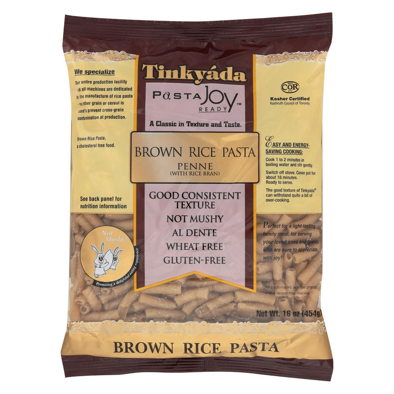 Tinkyada Brown Rice Penne - Case of 12 - 16 oz