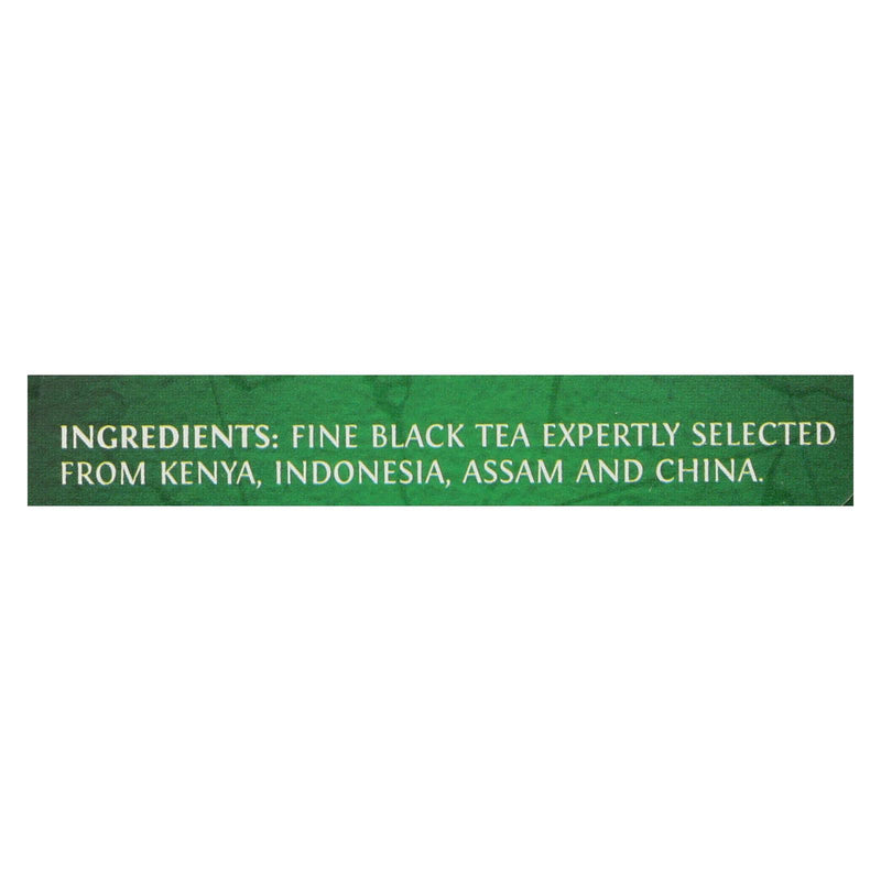 Twining's Tea Breakfast Tea - Irish - Case of 6 - 20 bags