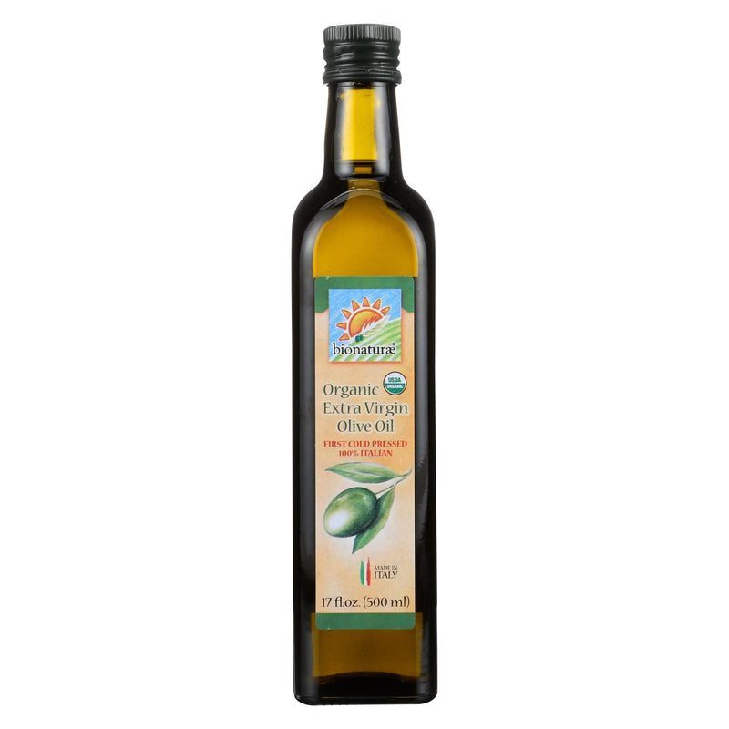 Bionaturae Olive Oil - Organic - Extra Virgin - 17 oz - 1 ea