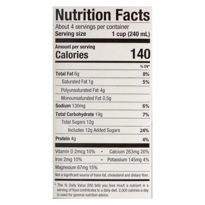 Pacific Natural Foods Select Soy - Original - Case of 12 - 32 fl oz
