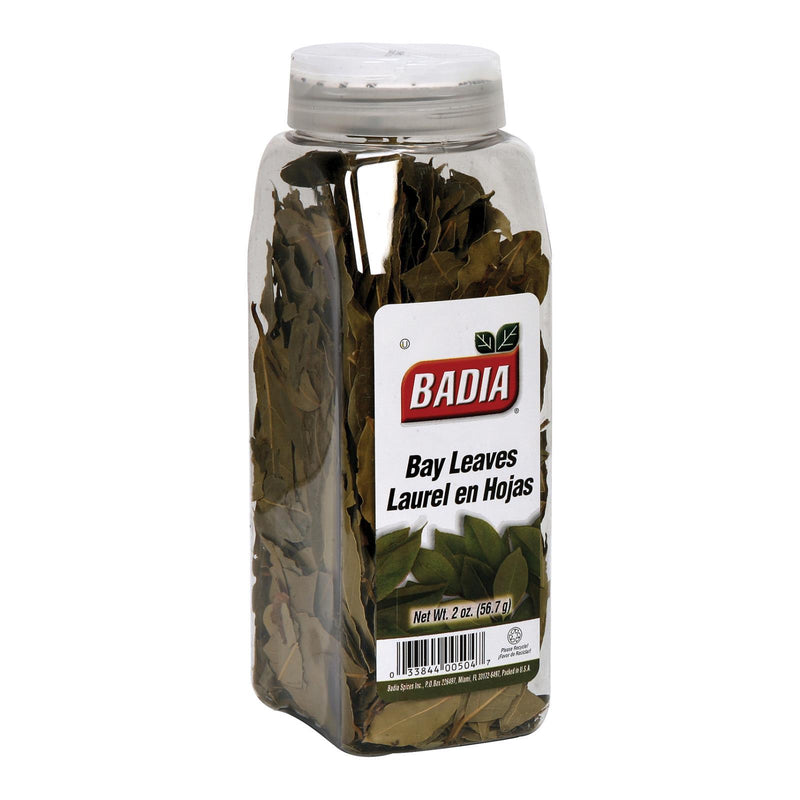 Badia Spices Whole Bay Leaves - Case of 6 - 1.5 oz